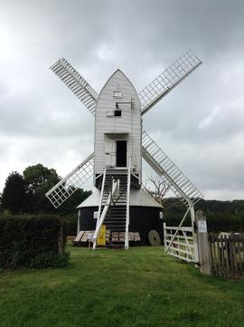 Lowfield Heath Windmill, Surrey