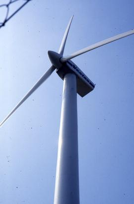 """Wood Green Farm, Vestas wind turbine"""