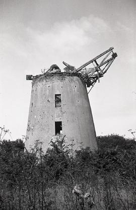 """Windmill at Winterbourne Gunner, Wilts"""