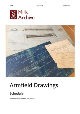 Armfield Drawings