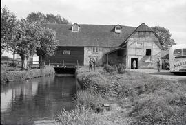 """Sherfield upon Loddon watermill, Hants"""