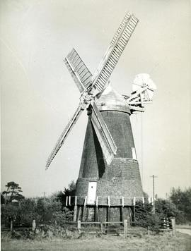 Polegate Tower Mill, Sussex