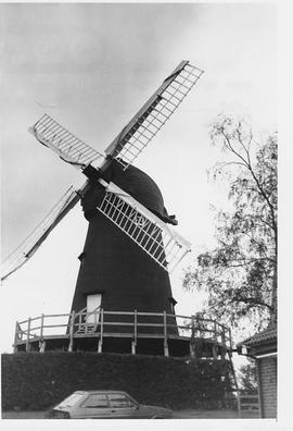 Bursledon Tower Mill, Bursledon, after restoration