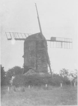 Broxted Post Mill, Broxted