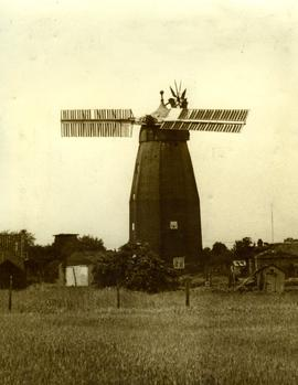 """Soham Mill, Cambs"""