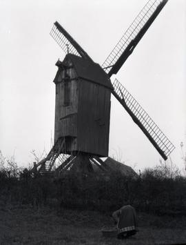 """Cassel, Oil Mill, France, Moulin Folken"""