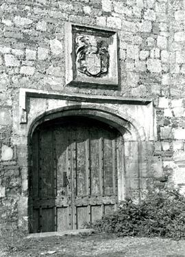 Bourne Ponds Mill, Colchester, Doorway