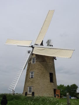 Milton Common Mill, Great Haseley