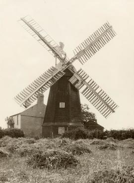 """Hobb's Mill, Burwell; Cambs"""