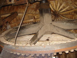 Brakewheel, Buttrum's Mill, Woodbridge