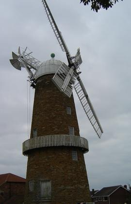 Tower mill, Whissendine