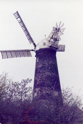Tower mill, Waltham, Lincolnshire