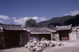 China, Lijang 'Rock' Village