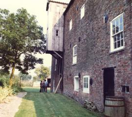 Devonshire Mill, Pocklington, Yorkshire