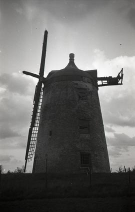 """Windmill at Great Haseley, Oxon"""