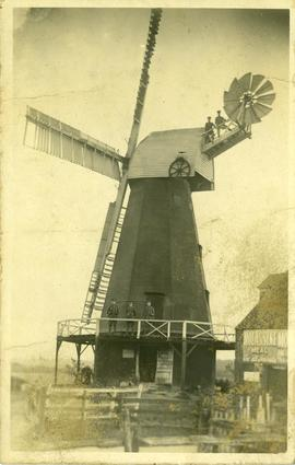 Peasmarsh Mill, Sussex