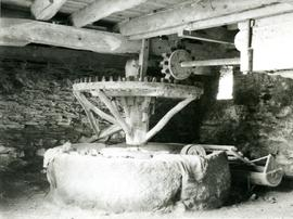 Horse Gear of Cider Press Mill of Harberton