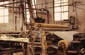 """Paper making - Olives Mill, Bury"""