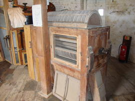 Unidentified machine, Ovenden's Windmill, Polegate
