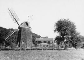 Gardiner mill, East Hampton, Long Island