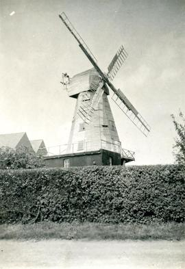 Silverhill Mill, Hastings