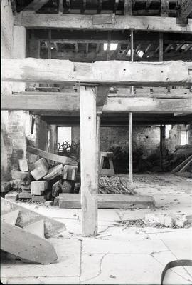 General view of the interior of Guy's Cliffe Mill