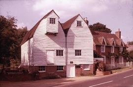 """Haxted Mill, outside, Sussex (1864)"""