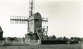Chimney Post Mill, Kenninghall, Norfolk