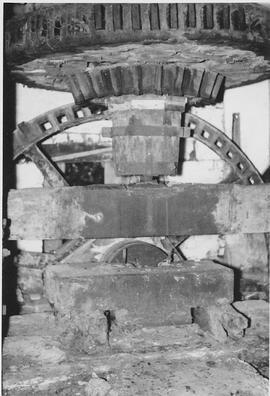 Yafford Mill, Yafford, internal, pit wheel, wallower, spur wheel