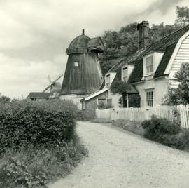 Drinkstone Smock Mill, Suffolk