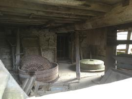 Interior, Shutler's Mill, South Petherton