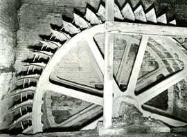 Kersey Mill, Suffolk - Waterwheel