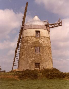 Tower mill, Great Haseley, Oxfordshire