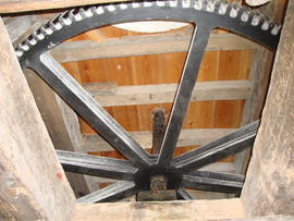 Great spur wheel, Foster's Mill, Swaffham Prior
