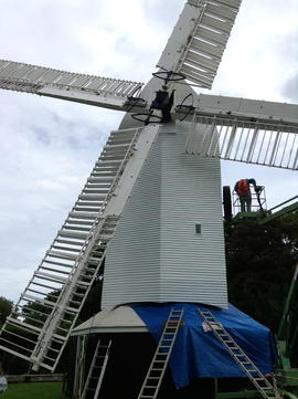 Oldland Windmill, Keymer, Sussex