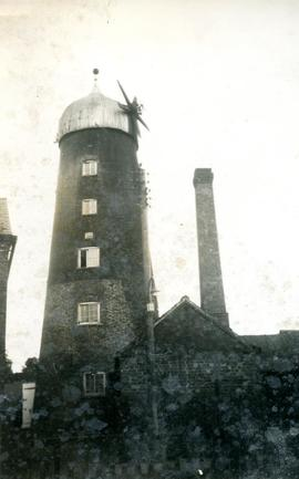 Tower mill, Coningsby