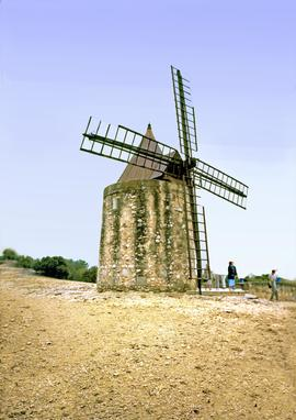 Daudet's Mill, France