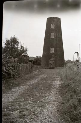 """Rattlesden tower mill, Suffolk"""