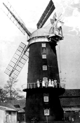 Hingham Mill, Norfolk
