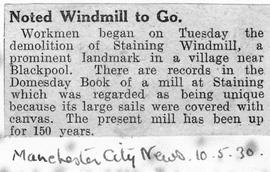 """Windmill to Go"""