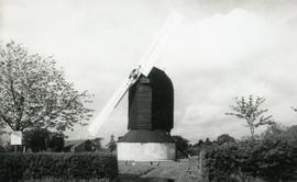 Outwood post mill, Surrey