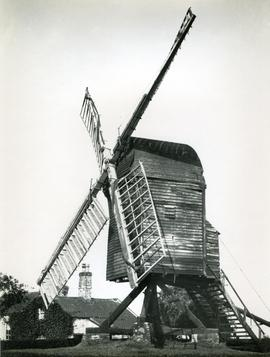 Friskney Toft Mill, Lincolnshire