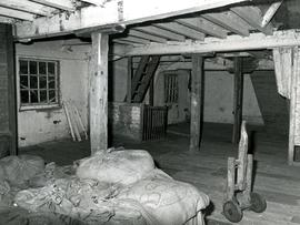 Baylham Mill, Suffolk, interior