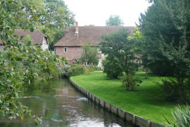 Abbots Worthy Mill, Kings Worthy