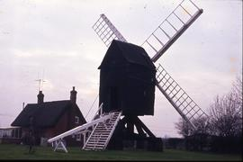 """Bourne Mill, Cambs"""