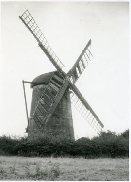 Donington Windmill, Castle Donington, Leicestershire, England