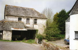 Ridgegrove bone mill near Launceston - since converted - 4-9