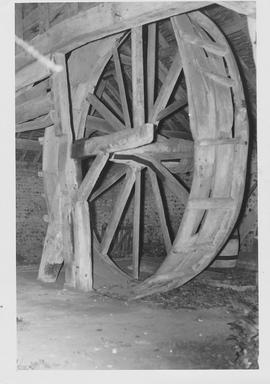 Well House Treadwheel, Upham