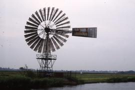 """Zaan, Wind pump"""