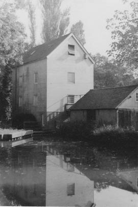 Deans Mill, Lindfield, wheel
